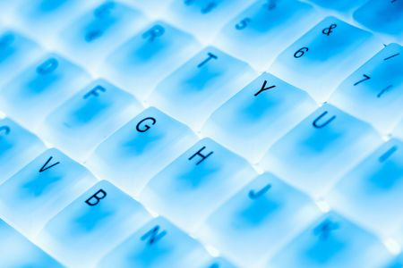 computer keyboard Stock Photo - 6713725