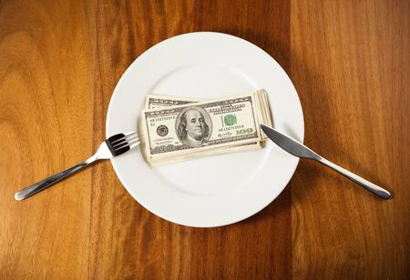 expensive food: expensive food