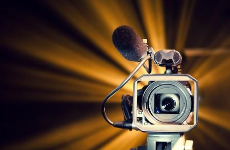 ccd: video camera