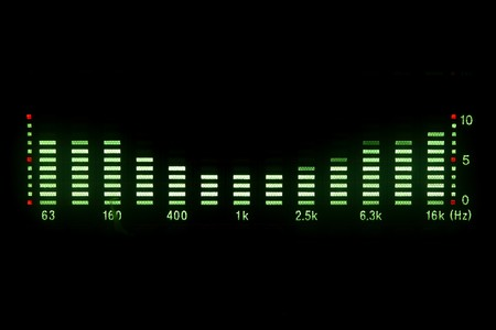 music waveform Stock Photo - 6930224