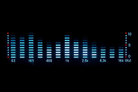 graphic equalizer: music equalizer