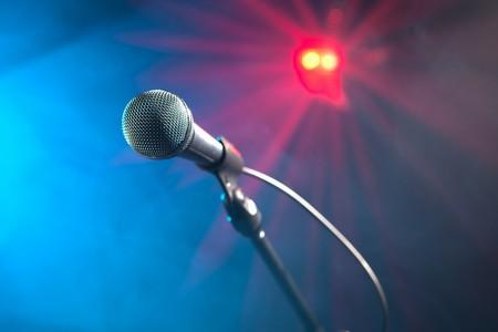 disco microphone photo