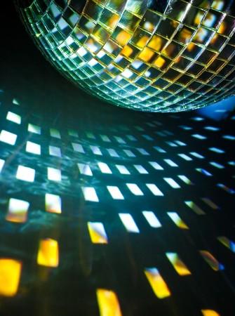 70s: disco background