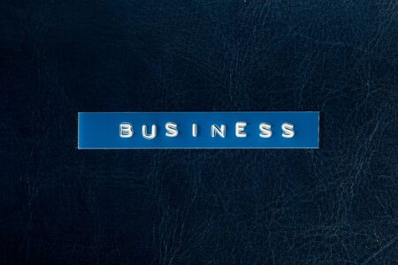word: business title