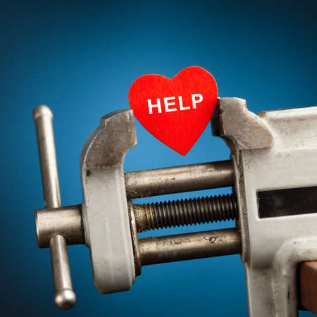 heart healing concept Stock Photo - 8838480