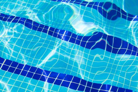 blue water background Stock Photo - 9240918