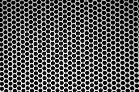 metal grid: metal mesh background