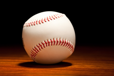 baseball ball Stock Photo - 9568827