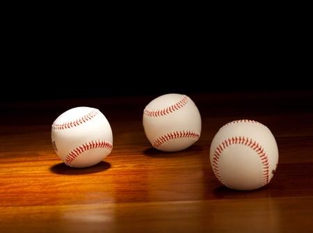 baseball balls Stock Photo - 9568795