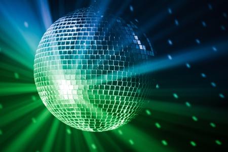 fiestas electronicas: luces de parte