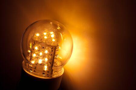 led bulb light Stock Photo - 9630895