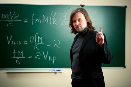 math professor photo