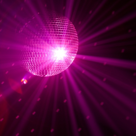 purple party background photo