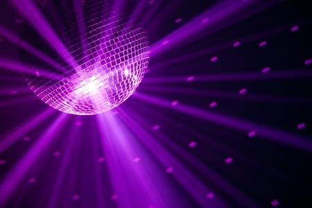 fiestas discoteca: violeta de sus antecedentes