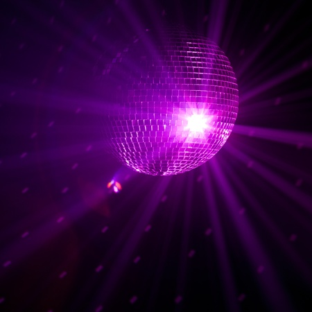 party lights background photo