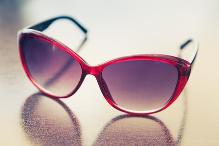 Vintage sunglasses photo