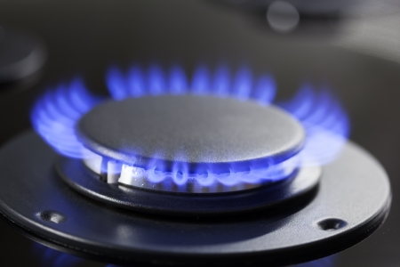 gas flame Stock Photo - 15754895