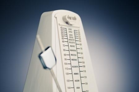 music metronome Stock Photo - 15754938