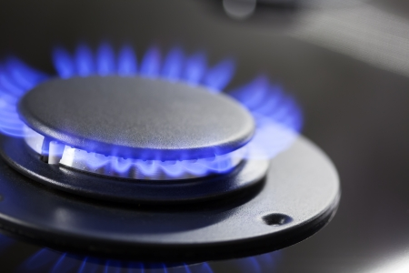 natural gas: gas flame