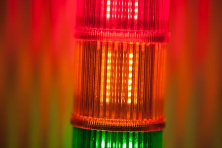 lustre: signal lights