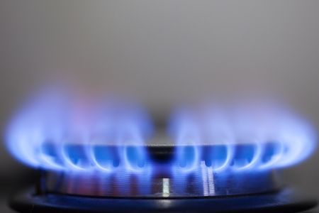 gas flame Stock Photo - 16249548