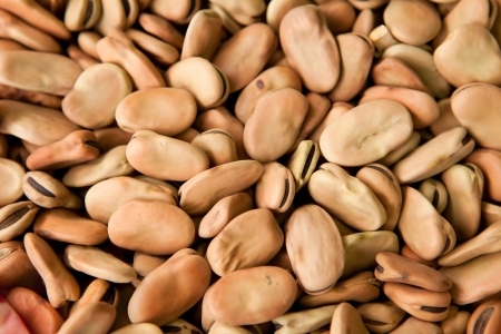 large bean: haricot beans background