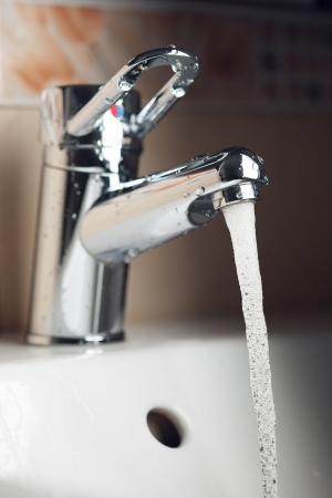 water tap Stock Photo - 18232964