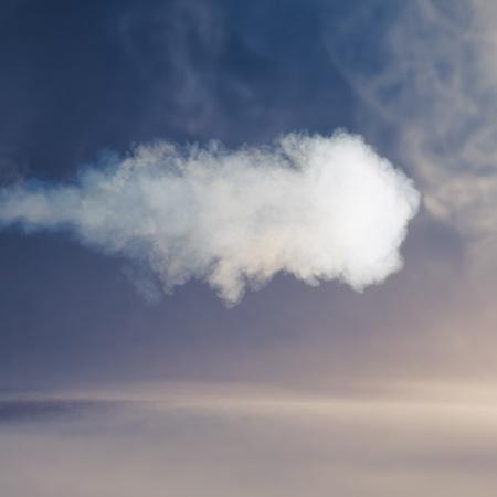emit: smoky fog background
