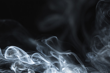 vapour: abstract smoke
