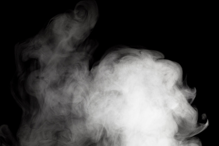 emit: abstract steam background