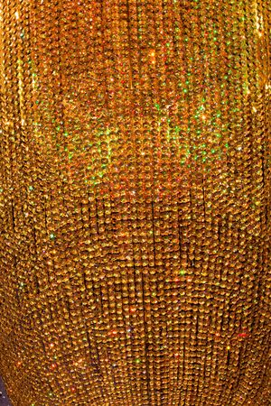 multitude: abstract  background with multitude of crystals