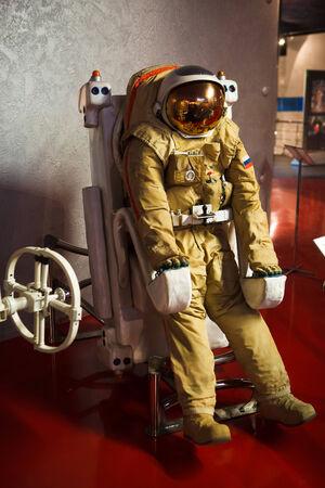 spacesuit: vintage russian spacesuit