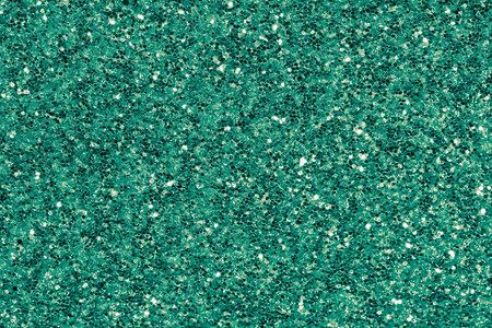 glitter makeup: verde esmeralda fondo de maquillaje brillo