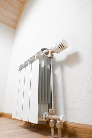 radiador: radiador de calefacci�n en el hogar