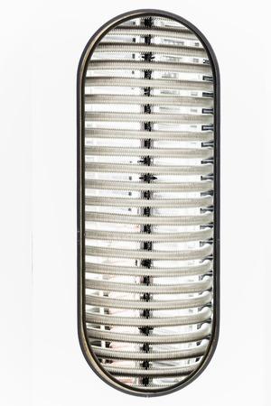 corrugation: corrugation metal pipe for heat exchanger