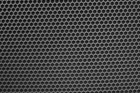 speaker grill: metal mesh of speaker grill texture