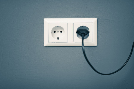 powers: AC power plug and socket