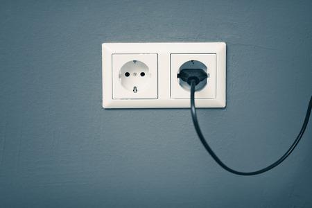 Stekker en stopcontact