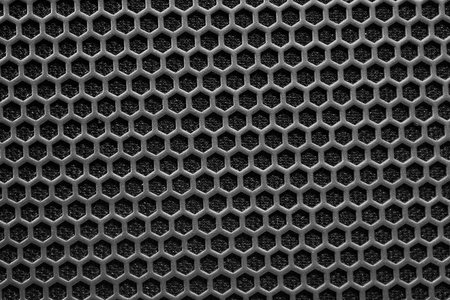 mesh: metal mesh of speaker grill texture