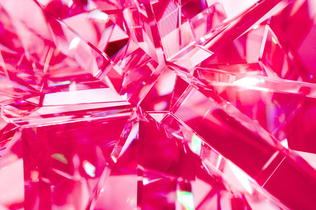 refractions: abstract purple background of crystal refractions Foto de archivo