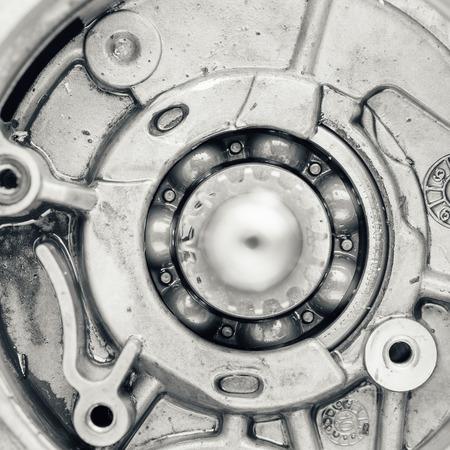bearing: engine driving shaft bearing and gear