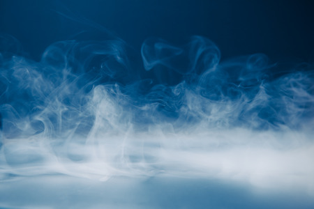 smoke background and dense fog Banco de Imagens - 71219181