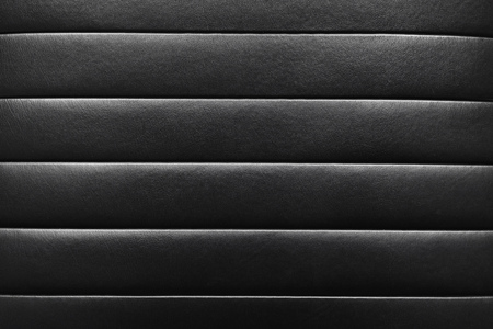 black leather striped cover background Banco de Imagens - 116429878
