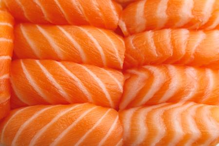 sashimi sushi set, close-up view Фото со стока - 121846108