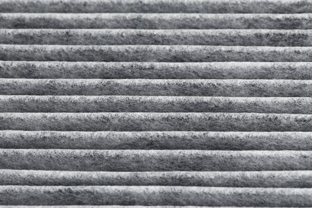 carbon air filter for car ventilation system