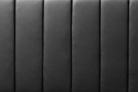 black leather striped cover background