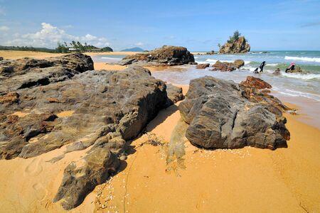 terengganu: kemasik beach