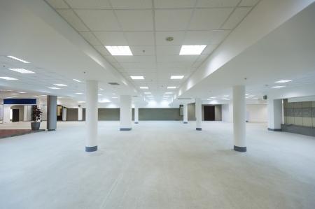 ground floor hall of office building photo