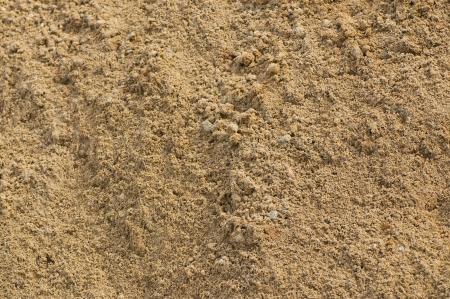 砂のクローズ アップ自然な背景を緩めた 写真素材