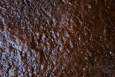 splendid chocolate cake shot close-up, beautiful texture 2019